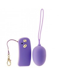 SEVEN CREATIONS SILKY TOUCH REMOTE EGG MINX
