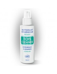 TOY CLEANER LIMPIADOR JUGUETES LUBRIX 125ml