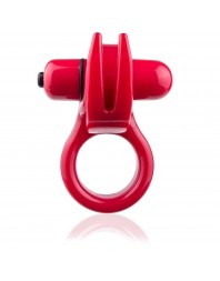 ANILLO VIBRADOR ROJO SCREAMING O ORNY VIBE RING