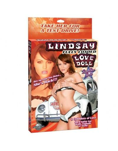 LINDSEY MUÑECA HINCHABLE