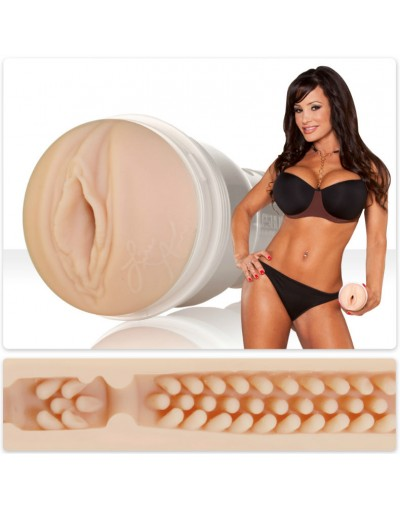 FLESHLIGHT GIRLS VAGINA LISA ANN BARRACUDA