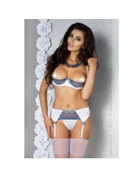 PASSION ELENI SET BLANCO S/M