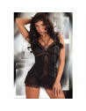MARY ANNE BABYDOLL NEGRO LIVCO S/M