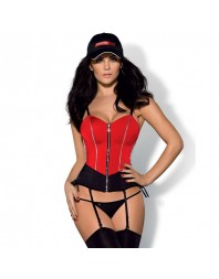 OBSESSIVE RALLY CORSET S/M